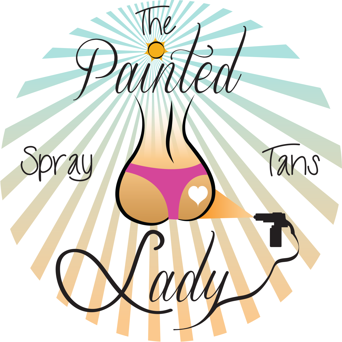 The Painted Lady Spray Tans